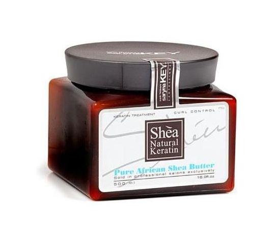 Saryna Key Pure African Shea Butter Curl Control masło do włosów kręconych (500 ml)