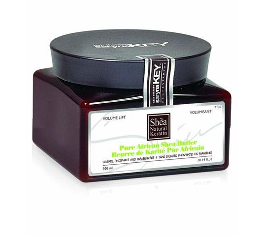 Saryna Key Pure African Shea Butter Damage Repair masło do włosów cienkich i kruchych (300 ml)