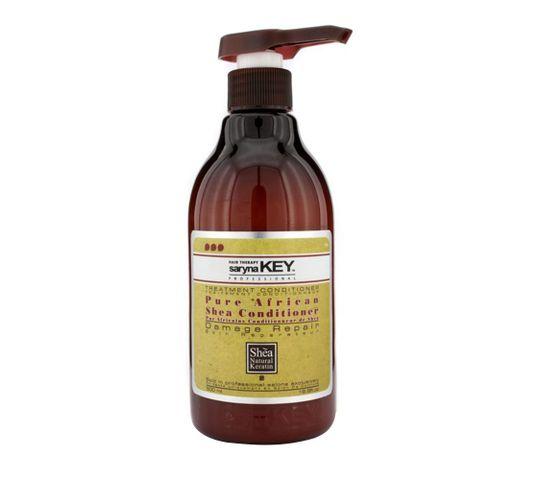 Saryna Key Pure African Shea Conditioner Revitalisant Damage Repair odżywka regenerująca do włosów suchych i uszkodzonych (1000 ml)