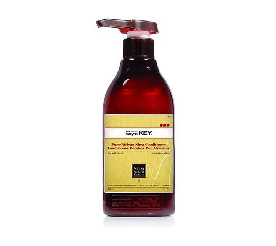 Saryna Key Pure African Shea Conditioner Revitalisant Damage Repair odżywka regenerująca do włosów suchych i uszkodzonych (300 ml)