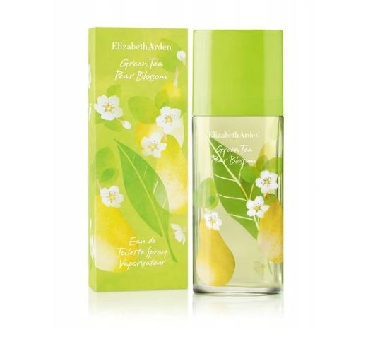 Elizabeth Arden Green TeaPear Blossom Eau de Toilette (50 ml)