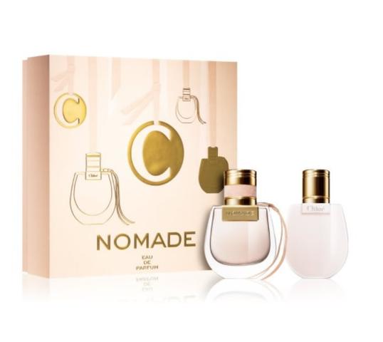 Chloe Zestaw Nomade woda perfumowana 50ml+perfumowany balsam do ciała 100 ml (1 szt.)