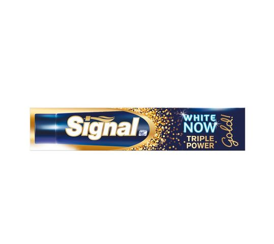 Signal White Now Gold pasta do zębów (50 ml)