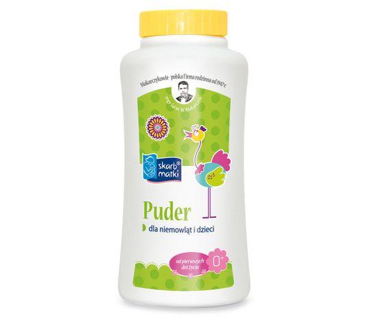 Skarb Matki Puder dla niemowląt i dzieci 140g