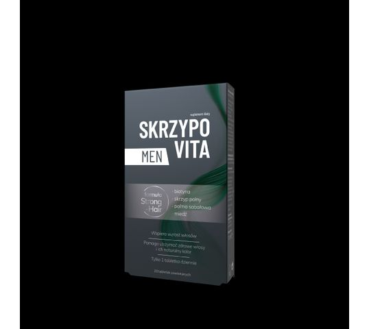 Skrzypovita MEN Suplement diety (30 tab.)