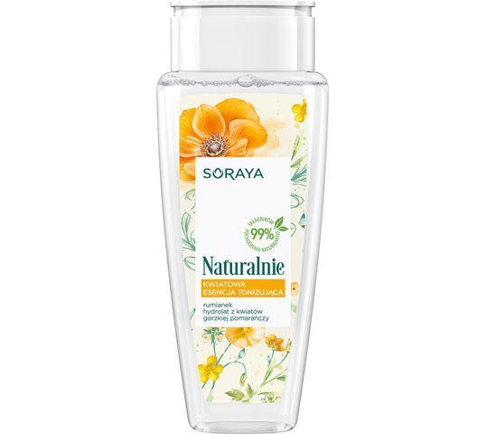 Soraya Naturalnie Kwiatowa Esencja tonizująca 200 ml