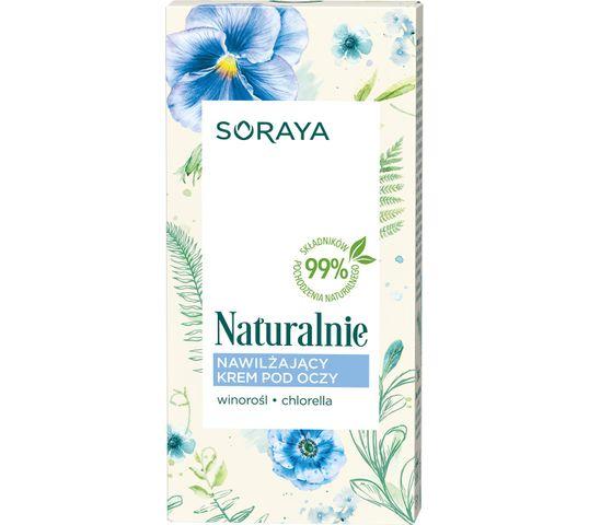 Soraya Naturalnie Nawilżający Krem pod oczy 15 ml