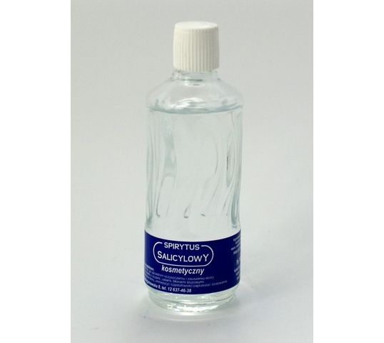 Spirytus salicylowy kosmetyczny (100 ml)