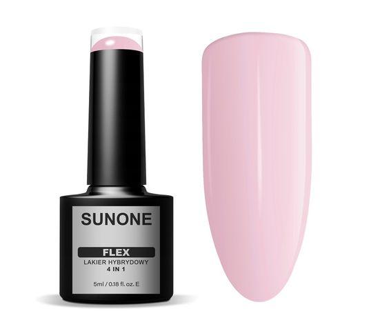 Sunone – Flex 4in1 lakier hybrydowy 104 Pink (5 ml)