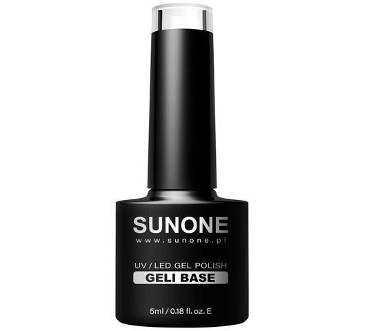 Sunone – UV/LED Gel Polish Geli Base baza zwiększająca przyczepność (5 ml)