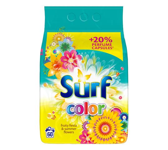 Surf Color Fruity Fiesta & Summer Flowers proszek do prania do koloru 3,9kg