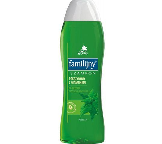 Pollena Familijny szampon do włosów Pokrzywowy (500 ml)