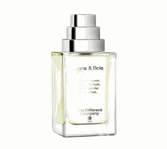 The Different Company Un Parfum Des Sens&Bois woda toaletowa spray 100 ml