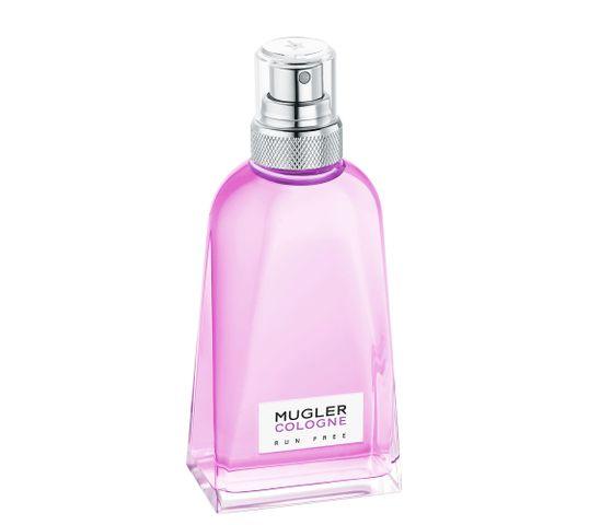 Mugler Cologne Run Free woda toaletowa spray (100 ml)