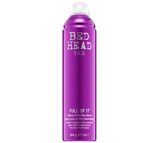 Tigi Bed Head Full Of It Volume Finishing Spray lakier do włosów zwiększający objętość 371ml