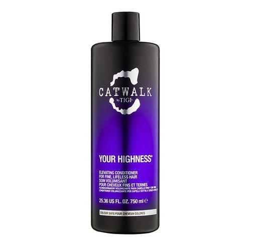 Tigi Catwalk Your Highness Elevating Conditioner odżywka do włosów zwiększająca objętość 750ml