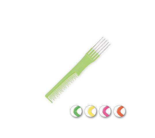 Top Choice Colours grzebień z widelcem do włosów (60205) 1 szt.