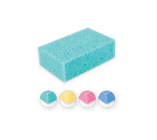Top Choice gąbka do kąpieli standardowa mix 4 kolorów (30444) 1 szt.
