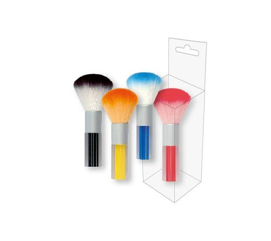 Top Choice pędzel do makijażu różne kolory (35920) 1 szt.