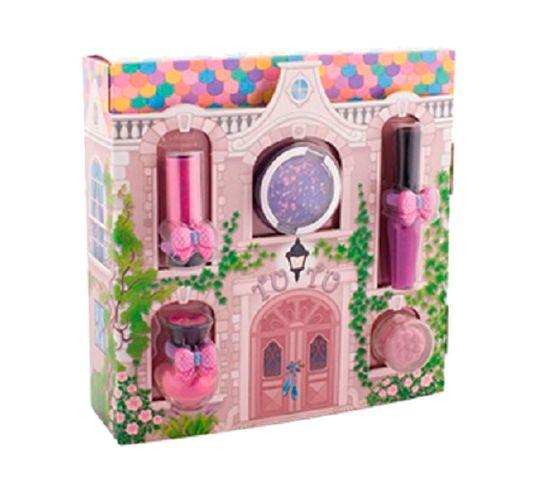 Tutu Domek zestaw prezentowy 5 kosmetyków 05 Violet Coupe