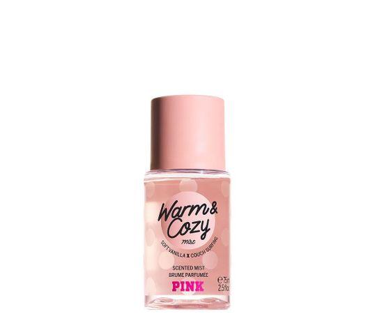 Victoria's Secret Pink Warm & Cozy mini mgiełka zapachowa (75 ml)