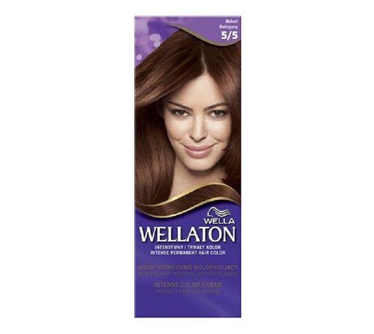 Wella  Wellaton Intense Permanent Color krem intensywnie koloryzujący 5/5 Mahoń 1szt