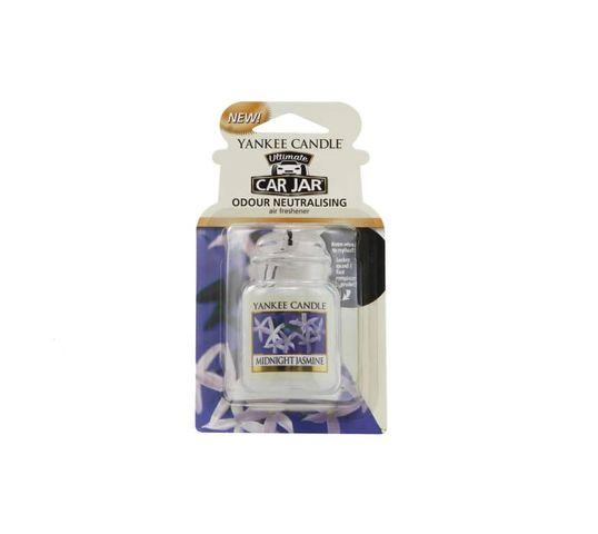 Yankee Candle Car Jar Ultimate zapach samochodowy Midnight Jasmine 1sztuka