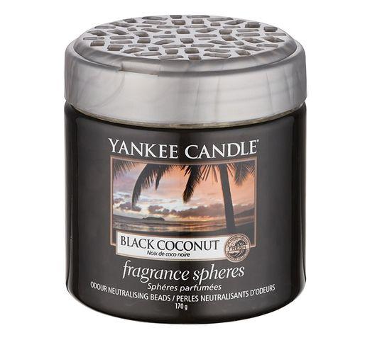Yankee Candle Fragrance Spheres kuleczki zapachowe Black Coconut 170g