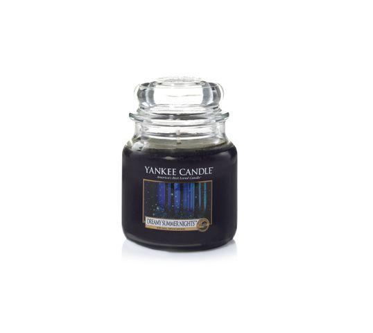 Yankee Candle Świeca zapachowa mały słój Dreamy Summer Nights 104g