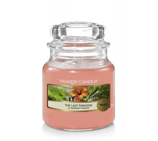Yankee Candle Świeca zapachowa mały słój The Last Paradise (104 g)