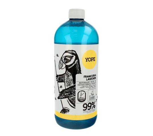 Yope – płyn do mycia podłóg Francuska Lawenda (1000 ml)