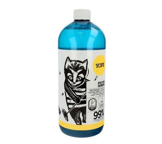 Yope – płyn do mycia podłóg Zielona Herbata (1000 ml)