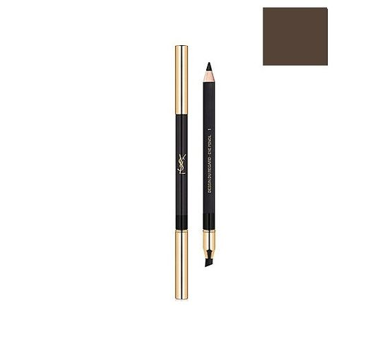 Yves Saint Laurent Dessin Du Regard Eye Pencil kredka do oczu 2 Brun Ardent 1,25g
