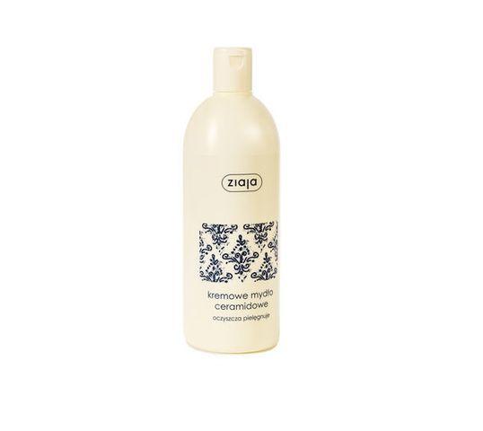 Ziaja Kremowe mydło pod prysznic z ceramidami 500ml